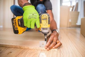 Wood Flooring Chelsea - Installation